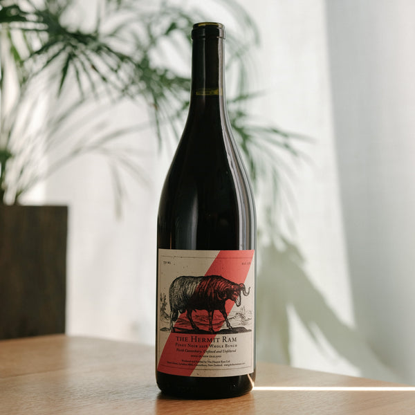 The Hermit Ram - Wholebunch Pinot Noir 2018