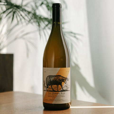 The Hermit Ram - Amphora 'Salty White' 2019