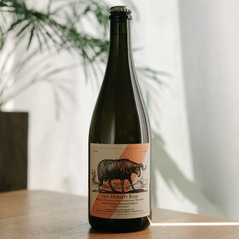 The Hermit Ram - Ancestral Method Muller Thurgau 2018
