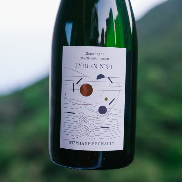 Champagne Stéphane Regnault - Lydien No°29 NV
