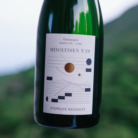 Champagne Stéphane Regnault - Mixolydien No°29 NV