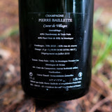 Pierre Baillette - 'Coeur de Villages' Brut Nature NV (Last Bottle!)