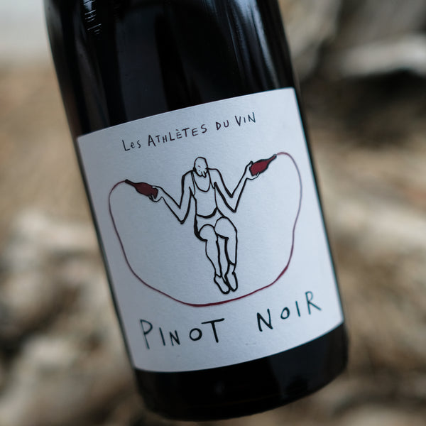 Athletes du Vin - Touraine Pinot Noir 2016