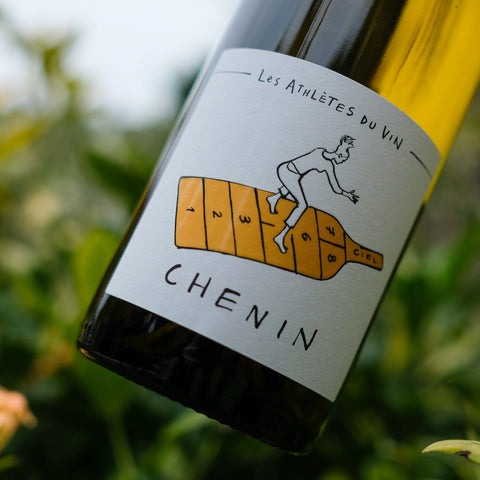 Athletes du Vin - Touraine Chenin Blanc 2016