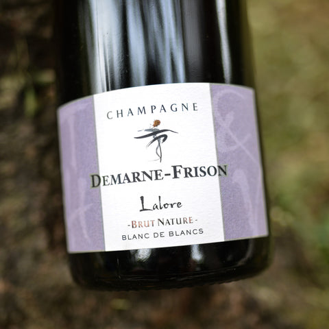 Demarne Frison - Blanc de Blancs 'Lalore' Brut Nature NV