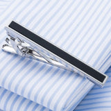 VAGULA Tie Clip Cufflinks Set