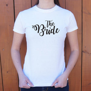 The Bride T-Shirt (Ladies)