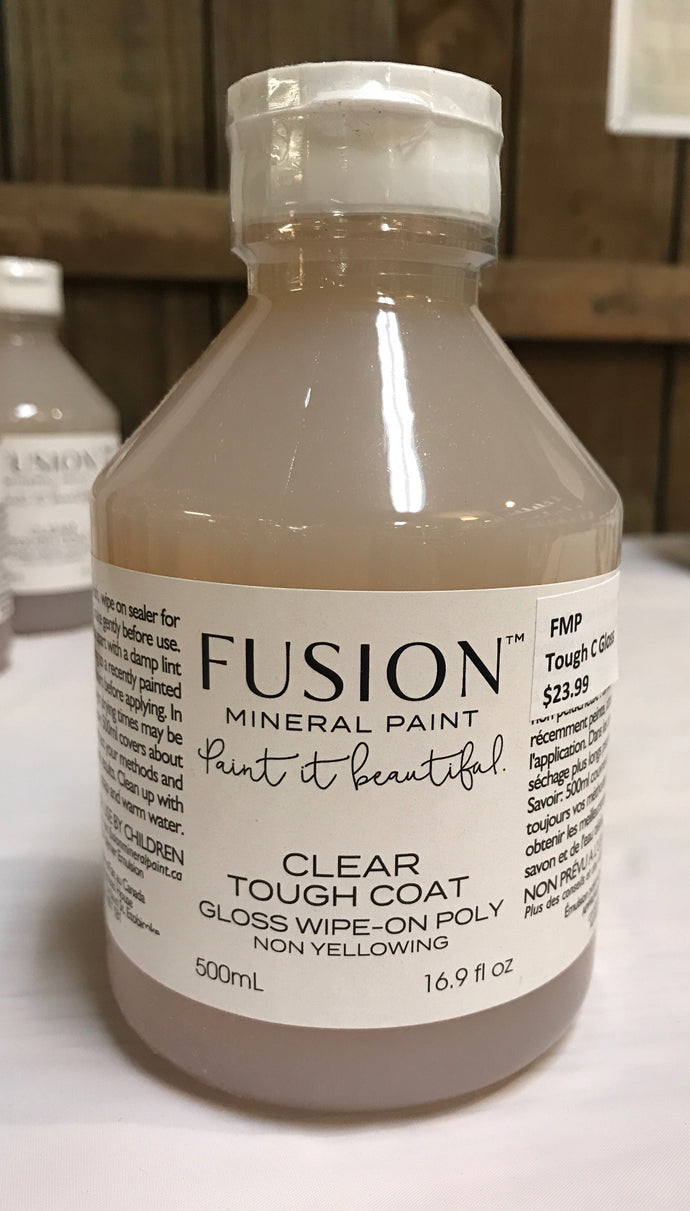 Fusion™ Mineral Paint Gloss Tough Coat - Prairie Revival