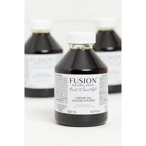 Fusion™ Mineral Paint Hemp Oil Wood Finish - Prairie Revival