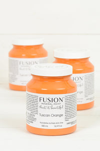 Fusion™ Mineral Paint | Tuscan Orange - Prairie Revival