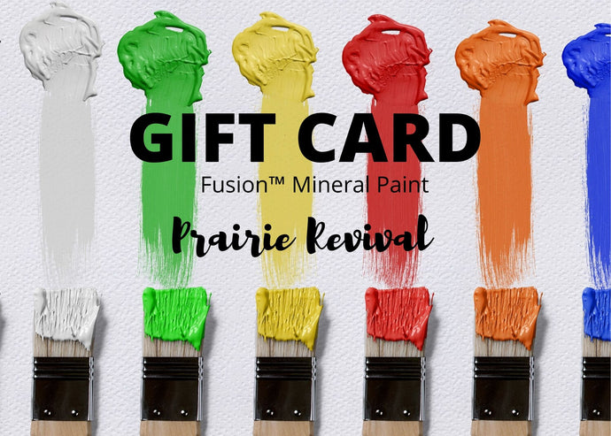 Gift Card - Prairie Revival