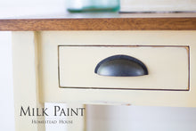 Load image into Gallery viewer, Homestead House Milk Paint | 1 Qt. Buttermilk Cream - Prairie Revival
