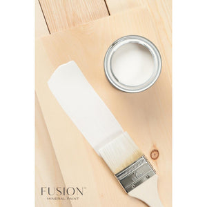 Fusion™ Mineral Paint Stain & Finishing Oil | White - Prairie Revival