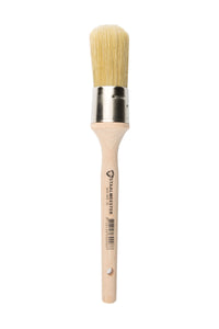 Fusion™ Mineral Paint Staalmeester® Large Round Natural Bristle Brush #20 - Prairie Revival