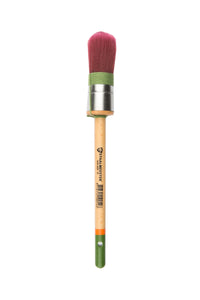 Fusion™ Mineral Paint Staalmeester® Round Synthetic #18 Brush - Prairie Revival