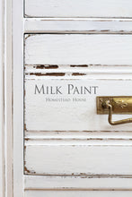 Load image into Gallery viewer, Homestead House Milk Paint | 1 Qt. Sturbridge White - Prairie Revival
