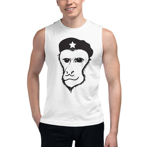 Guerilla Head Muscle Tee
