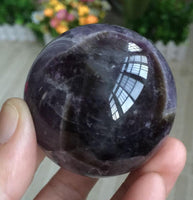 Natural Dream Amethyst Crystal Sphere Ball | Weight 180-210g | Length 48-52mm