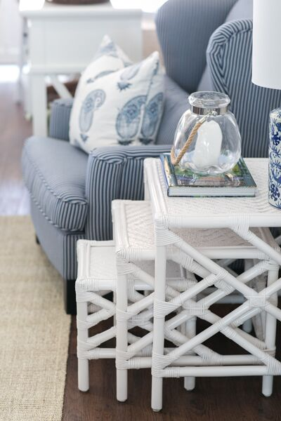 Add a touch of Rattan to your seaside haven