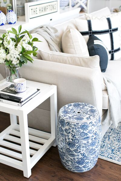 The Hamptons style on a budget - how to make it work in your space