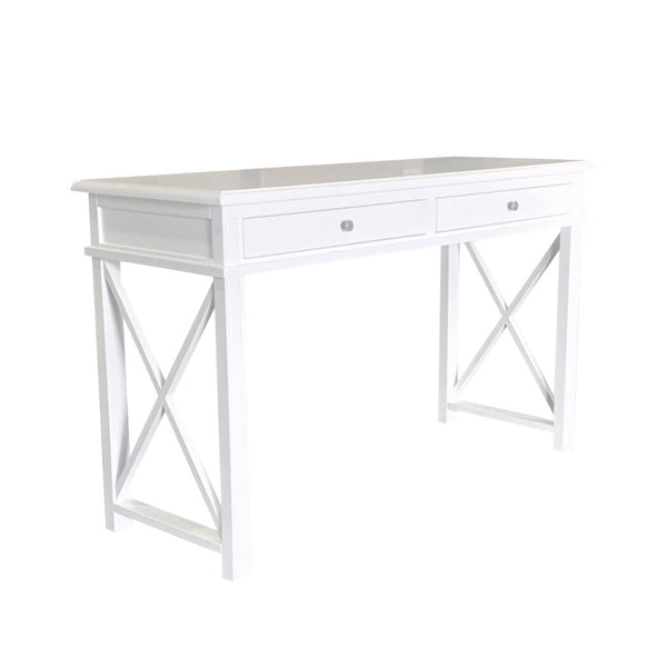 Florida White Desk Small