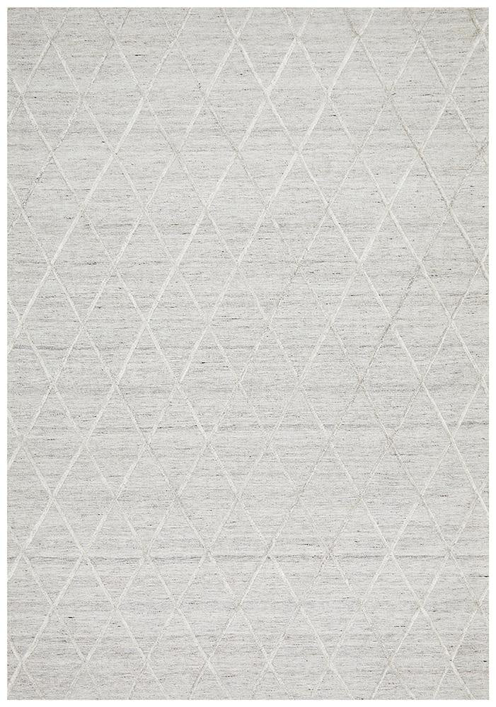 Grace Rug Silver