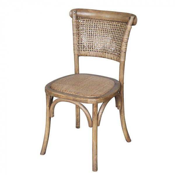 Denver Oak Dining Chair