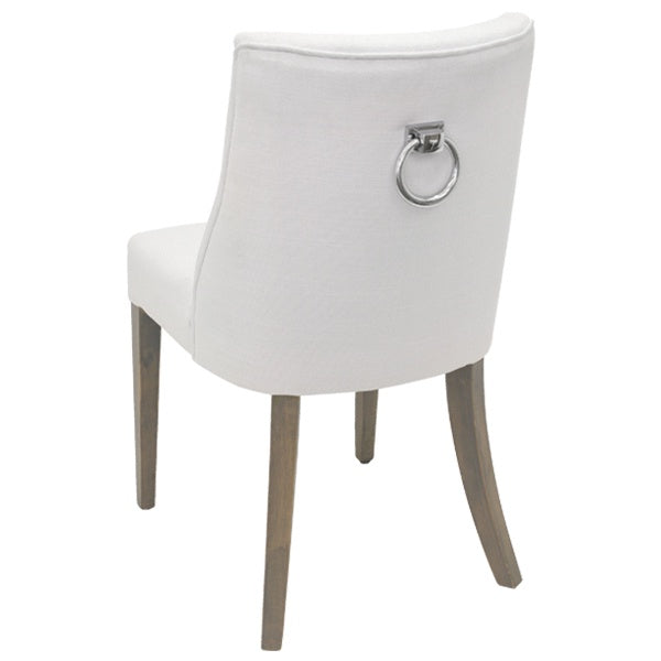East Hampton Dining Chair White