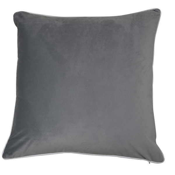 Rodeo Silver Cushion Cover