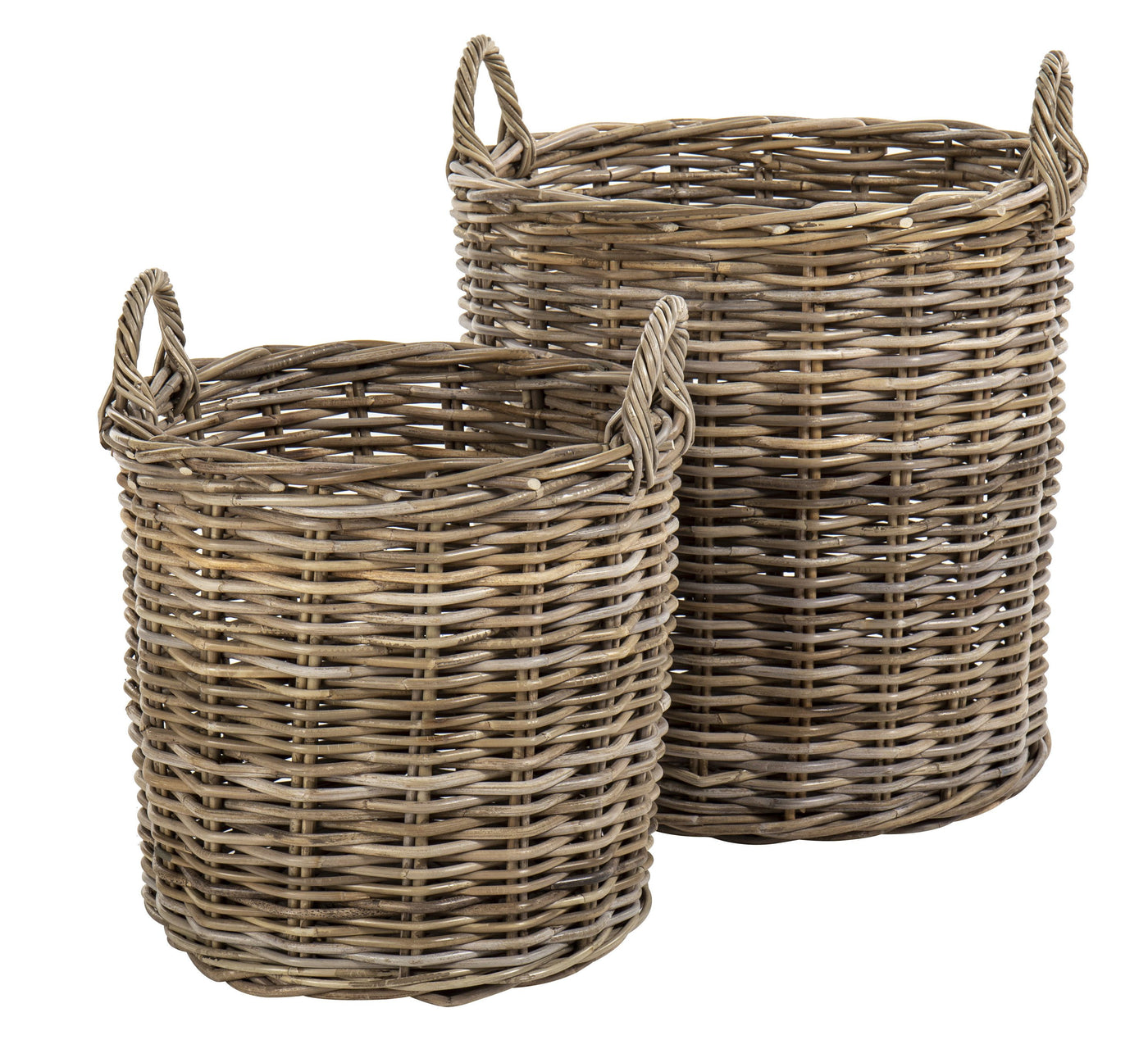 Aubusson Baskets Set 2