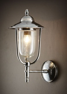 Pier Wall Lamp Antique Silver