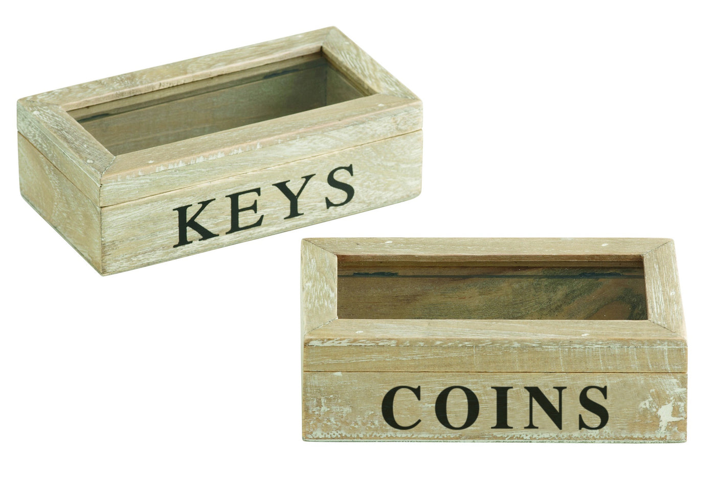 Coin & Key Box Holder Asstd.