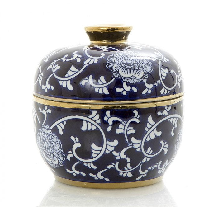 Zaffre Ginger Jar Small