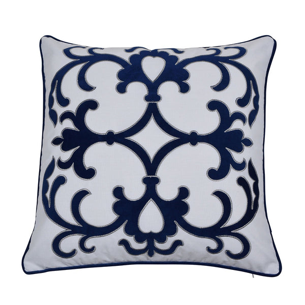 Lennox Navy Cushion