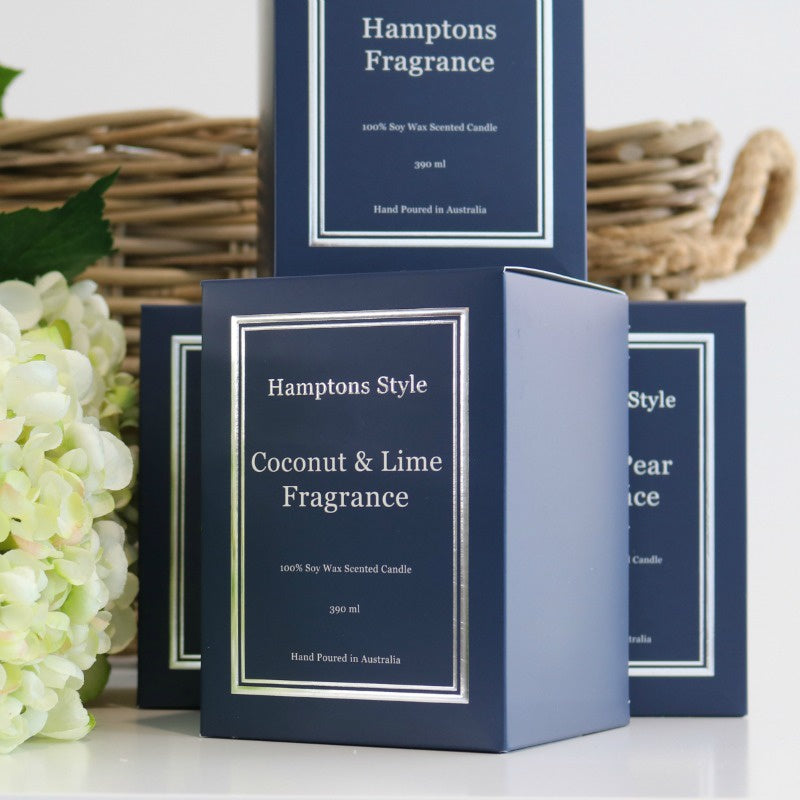 Hamptons Collection Soy Candles