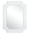Bungalow Mirror White