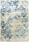 Riley Blue/Bone Rug