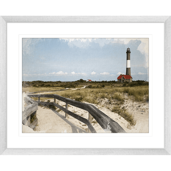 Hamptons Postcards Scene I