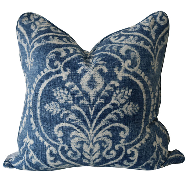 Aztec Denim Cushion