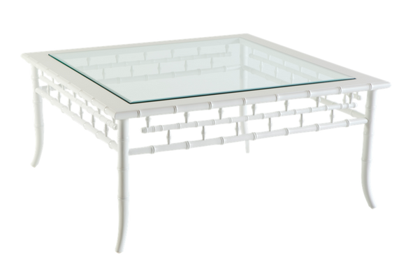Florida Quays Square Coffee Table