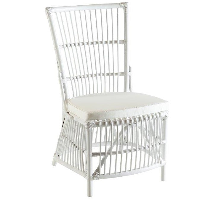 Boston Dining Chair White