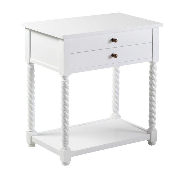 Clifton Heirloom Bedside Table