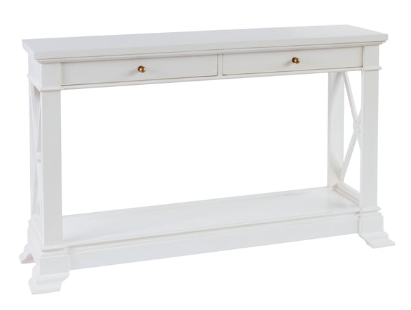 Nantucket Hall Table White