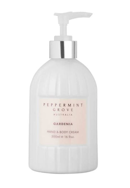 Peppermint Grove Gardenia Hand & Body Cream