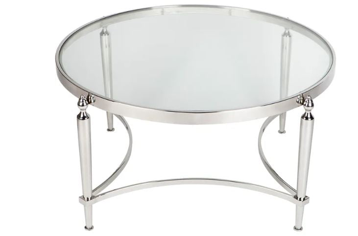 Jak Coffee Table Nickel