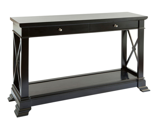 Nantucket Hall Table Black