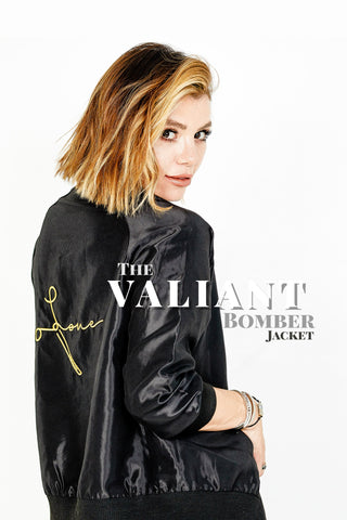 The Valiant Bomber Jacket