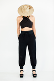 The Noncomformist High waisted Jogger Pants
