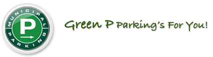 Green P Parking's For You!