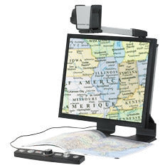 SmartView 360 Video Magnifier & Distance Viewer